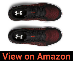 Under Armour Men's Running Shoes Review