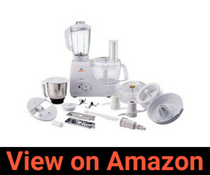 Bajaj FX-11 600 Watts Food Processor Review