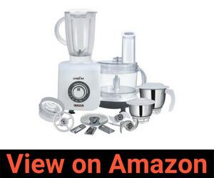 Inalsa Craze Dx 700-Watt Food Processor Review
