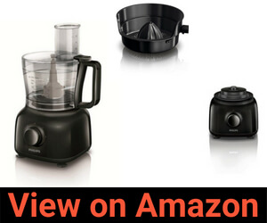 Philips Daily Collection HR7629 650-Watt Mini Food Processor Review