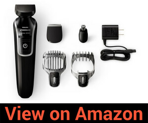 Philips Norelco Qg3330 Multigroom Beard Trimmer Kit Review