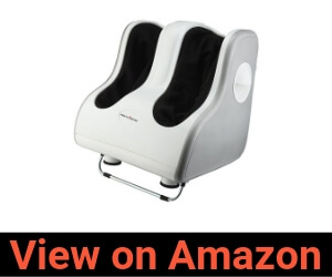 HealthSense LM 350 Leg and Foot Massager Review